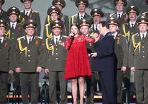 Алина Кабаева впервые за долгое время появилась на публике