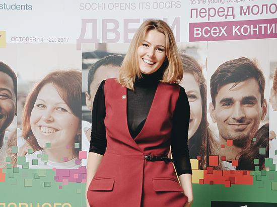 Мария Кожевникова - общественный посол Всемирного фестиваля молодежи и студентов