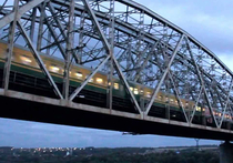 Жители Серпухова попросили восстановить мост через оку