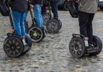 По велосипедным дорожкам Москвы пустят сегвеи