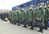 Столичные новобранцы отправились к месту прохождения службы