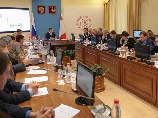 Вопрос повышения заработной платы работников бюджетной сферы обсудили в Правительстве области