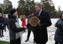 Олег Кувшинников проверил поручения, данные руководству Вашкинского района
