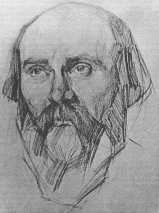 Вологжанин Николай Клюев ворвался в русскую литературу в революционные годы
