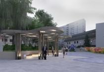 Подготовлен проект благоустройства территории возле метро «Бауманская»