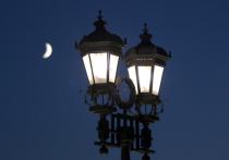 На улицах Москвы установят фонари, которые можно будет «убавлять»