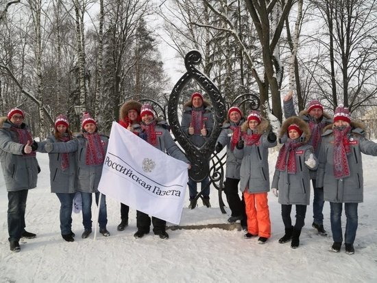 Уникальную реликвию увидели российские участники экспедиции в Вологде