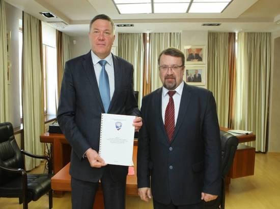 В Вологодской области проводятся мероприятия, направленные на защиту прав человека