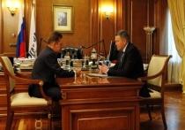 Вологодская область продолжит сотрудничество с крупнейшей газовой компанией