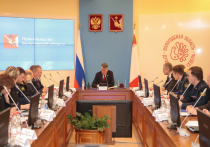 В Вологодской области обсудили вопросы социального обеспечения сотрудников УФСИН и УФССП