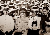 Прогулка Сталина на крейсере стала его последним морским круизом